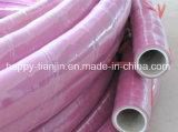 Tubo flessibile chimico del prodotto chimico di consegna XLPE dell'acido & dell'alcali & della vernice