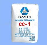 Carbonato de calcio de tierra de la pureza elevada para el papel