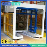 Bloc creux concret stationnaire automatique de brique de Qty10-15c faisant la machine