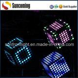 Éclairage de cube en magie 3D LED d'éclairage du DJ de décoration de mariage