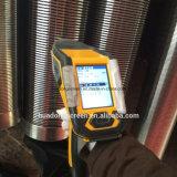0.5mm Schlitz-Wasser-Vertiefungs-Draht-Verpackungs-Bildschirm für geothermische Vertiefung