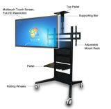 55、65、75、85、98、110 - OPSのパソコンの組み込みの対話型のタッチスクリーンのキオスク対話型のWhiteboardが付いているインチLCDの表示