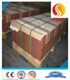 Cobre rojo placa de latón Hoja de cobre de la bobina Plate C17200 / C18150 / C27400 / C18120