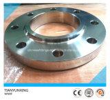 Bride de la norme ANSI B 16.5 d'acier inoxydable d'A182 304L