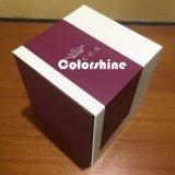 Qualitäts-Kerze-Papier-Verpackungs-Geschenk-Kasten mit grauem Vorstand