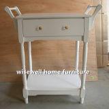 Шкаф рельса полотенца твердой древесины для мебели ванной комнаты (W-K-8032)