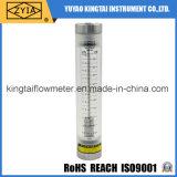 Измеритель прокачки типа счетчика- расходомера воды RO Zyia серии Lzm-G акриловый встроенный/морской воды