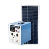 портативное солнечное солнечнаяо энергия электрической системы 1kw для напольного