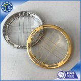 部分を押す油圧押すステンレス鋼のアルミニウム深いデッサンの金属