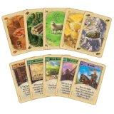 Jogo de mesa Eco-Friendly do cartão de papel da alta qualidade