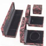 Caixa ajustada da jóia luxuosa do presente de casamento do Natal (J37-E3)