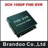 2CH 1080P FHD Mdvr Bd-312