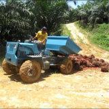 18HP de Kipwagen van de Tractor van het Landbouwbedrijf van de Dieselmotor van Yanmar