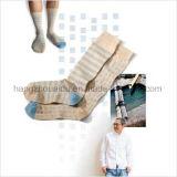 Heiße Form-Jacquardwebstuhl-Webart-Kleid-Kind-Baumwollsocke