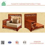 中国からのインポートの家具は居間の部門別のソファ、工場直接販売法の一つMOQのL字型部門別のソファーをカスタマイズする