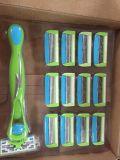 Schaufel-Rasiermesser-Wegwerfonlinerasierrasierklinge des erste Kinetik-Preis-5 für Männer