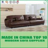 Büro-Möbel-Freizeit-modernes ledernes Sofa