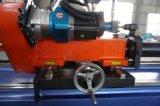 Máquina de doblez del doblador del alambre del Rebar de acero automático del CNC de Dw38cncx2a-2s