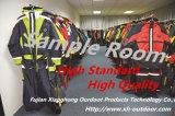 Alta chaqueta de la seguridad del contraste de la visibilidad (QF-507 A)