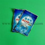 Gedruckter seitlicher Beutel der Dichtungs-3 für Waschpulver-Verpackung