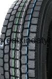 O reboque R22.5 novo monta pneus a qualidade similar com a moeda dobro de Aeolus do triângulo