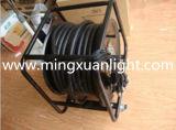 Чисто медный кабель сигнала звуковой частоты, коробка вьюрка кабеля змейки этапа XLR