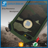 Caixa Shockproof acessória móvel camuflar para LG K4