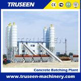 máquina de procesamiento por lotes por lotes de la construcción de una fábrica del concreto preparado 120m3