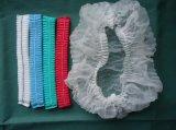 Heiße Verkaufs-nicht gesponnene Pöbel-Schutzkappe für einzelnen Gebrauch