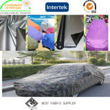 UV защищенная ткань 100% крышки автомобиля тафты полиэфира с водоустойчивым