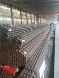 Tubos de acero negros BS1387 para la construcción