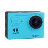 Камера спорта HD 4k Kamera Akcja 30m водоустойчивая подводная WiFi