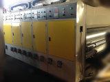 슬롯 머신을 인쇄하는 4개의 색깔 골판지
