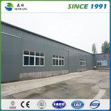 Фабрика сделала стальную структуру Warehouse полно после того как она приспособлена с районом ванной комнаты и офиса