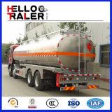 Левая рука управляя тележки топливозаправщика 6 x 4 топлива тележка нефтяного танкера 336HP для сбывания