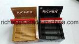 Kundenspezifischer heißer König Slim des Verkaufs-Zigarettenrauchen-Hanf-Walzen-Papier-(1 1/4 Größe)