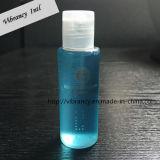 Flessen van de Shampoo en van het Veredelingsmiddel van het Hotel van de fabriek de In het groot
