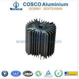 De aangepaste Radiator van het Aluminium/van het Aluminium voor Elektronika (RoHS)