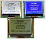 128X64 grafische LCD LCD van het Type van Radertje van de Vertoning Module (LM6059A)