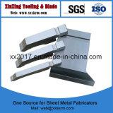 Пунш и комплектные штампы инструмента CNC