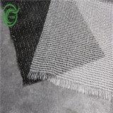 Sb3210 tela tejida PP refuerzo secundario para césped artificial (verde)