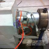 Cadena de producción espiral trenzada pared hueco del tubo del HDPE máquina en espiral del estirador del tubo