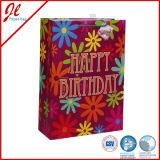 Шикарные и роскошные мешки подарка бумажных мешков упаковки Glisterpackaging для дня рождения