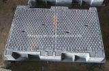 Couverture de trou d'homme malléable du fer En124 (850X850mm) (DN600)