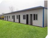 Costruzione prefabbricata modulare d'acciaio chiara usata ufficio