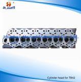 Головка цилиндра частей двигателя для Nissan Tb42 11041-03j85 1104103j85