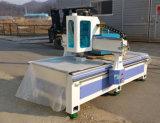 中国のしっかりした製造業者1212 1218 1224真空表が付いている1325年の木工業CNCのルーター/CNCのルーター機械