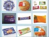 Empaquetadora de la bolsita del azúcar, maquinaria automática llena del embalaje, embaladora de Foodstaff de la película