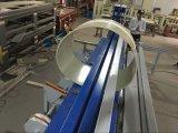 Machine en plastique automatique d'Abouter-Soudure de feuille (DZA2000)