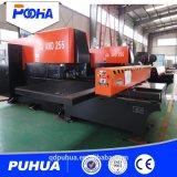Máquina de perfuração hidráulica da torreta do CNC da máquina do CNC